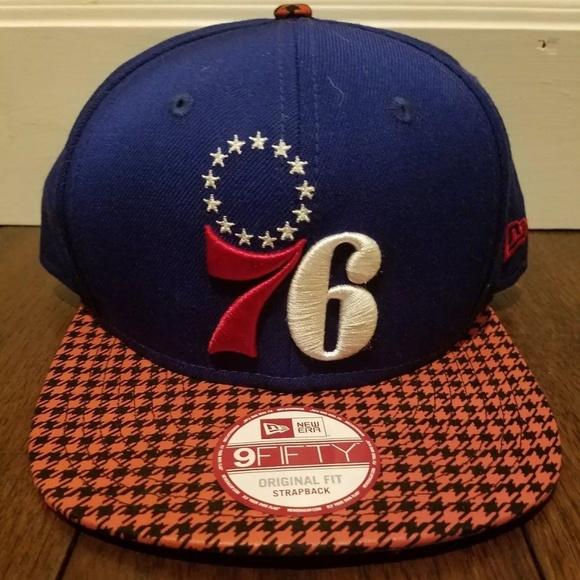 New Era 9Fifty Philadelphia 76ers Sixers Snapback cf62737e082